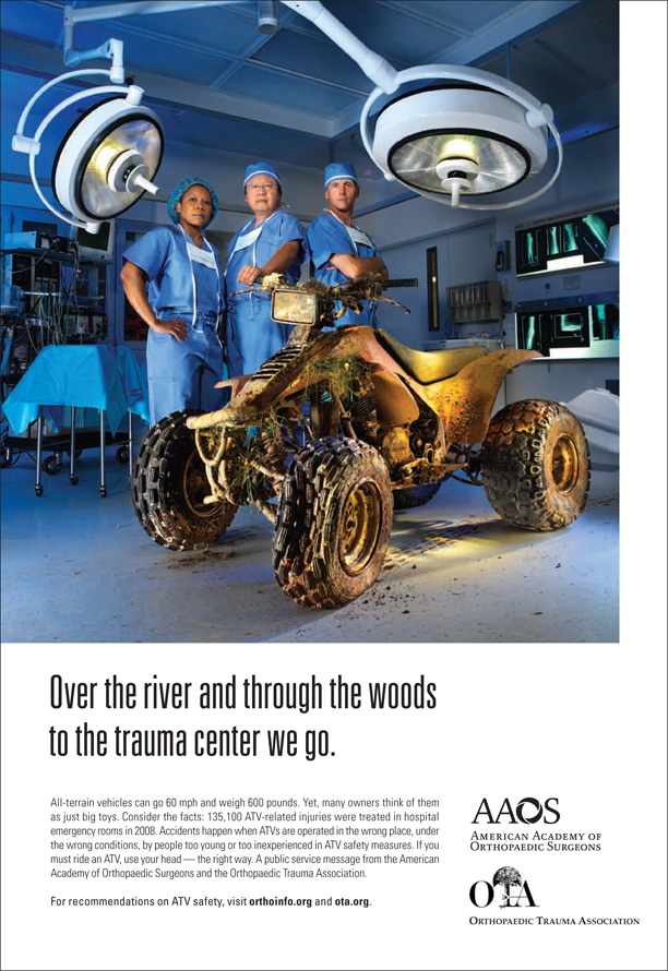 AAOS - Bone Health - ATV Ad