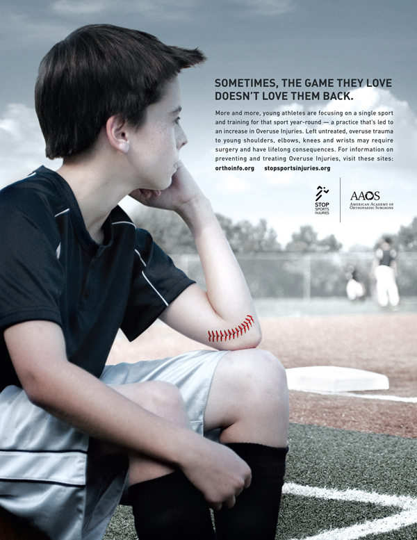 AAOS - Bone Health - Stiches Ad