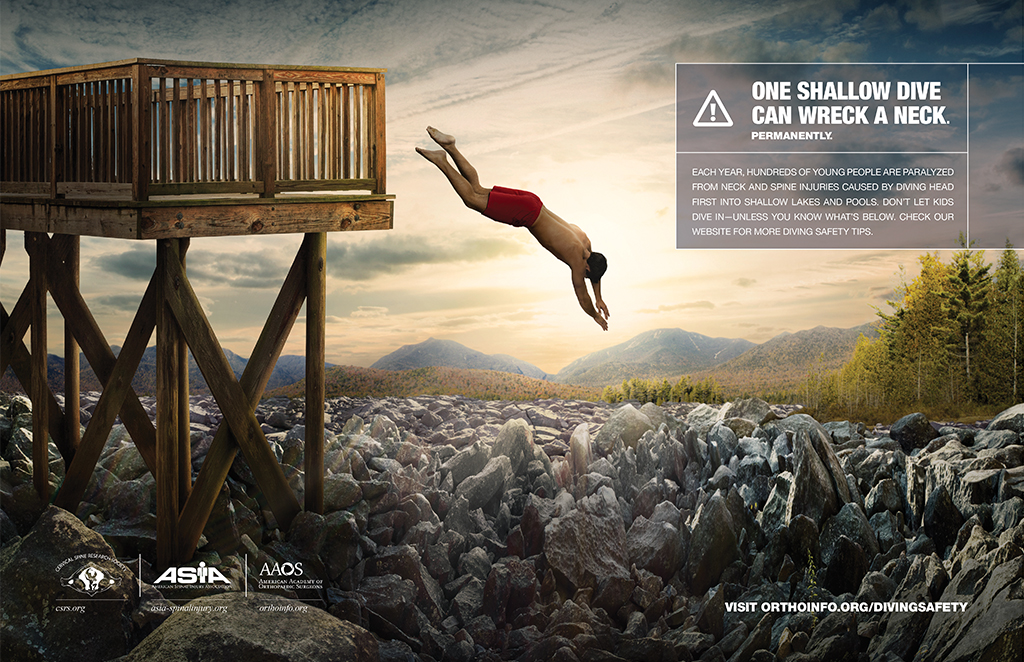 Diving Safety PSA