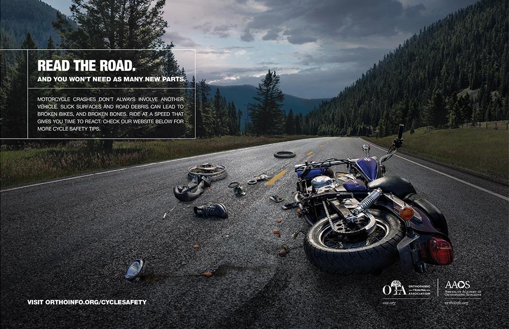 Motorcycle Safety PSA
