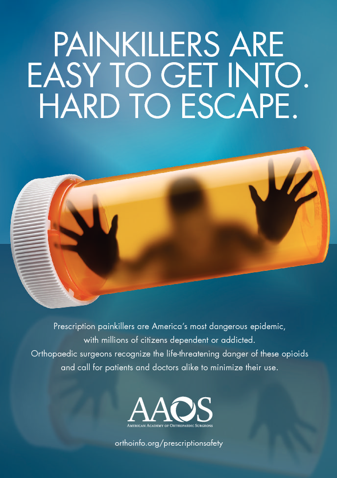 AAOS Opioid Abuse PSA