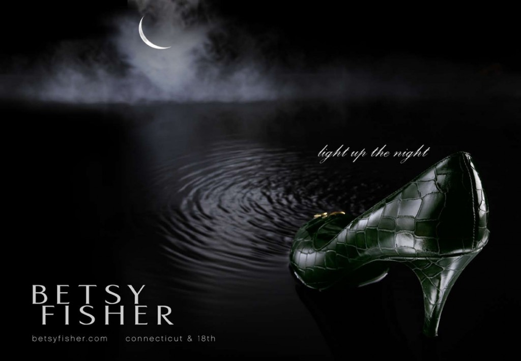 Betsy Fisher Branding - Light Up Ad