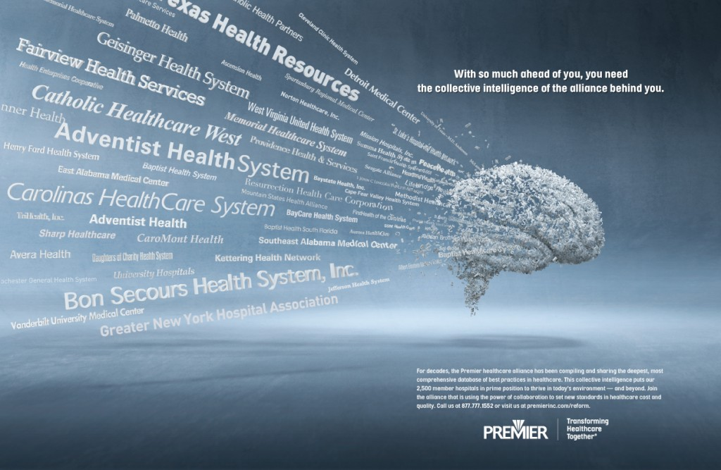 Premier - Transformation - Brain Ad