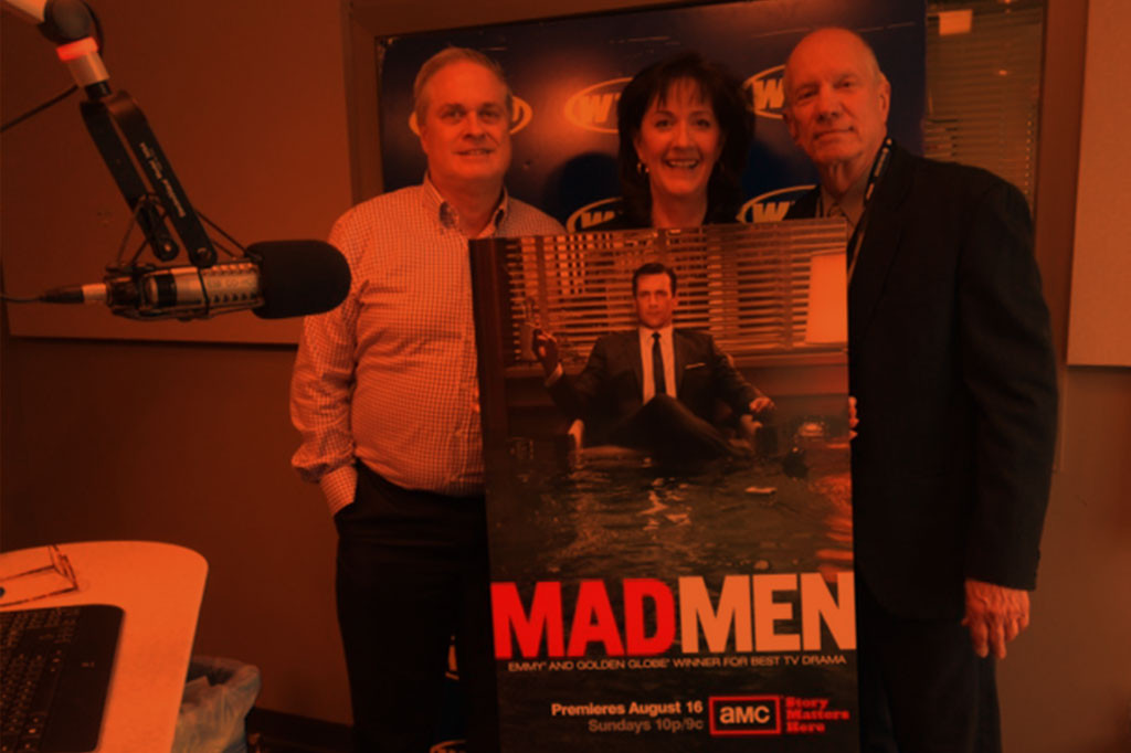 Husak talks 'Mad Men' the Final Season